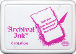 Ranger - Archival Ink Pad - Carnation - Ltd edition